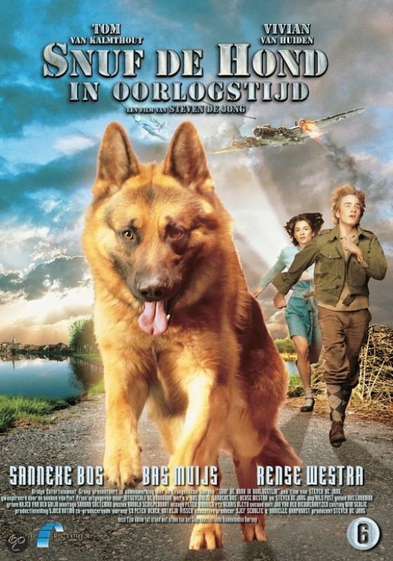 Snuf de Hond in Oorlogstijd poster
