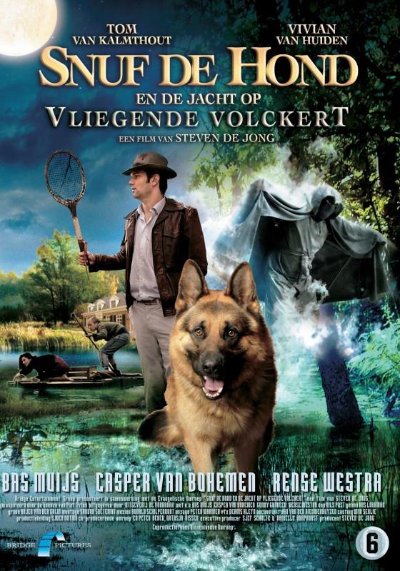 Snuf de Hond en de jacht op Vliegende Volckert poster